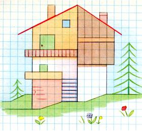 Educacion Artistica Planas En Cuadricula Dibujos En Cuadricula Planas De Artistica Dibujos En Cuadros