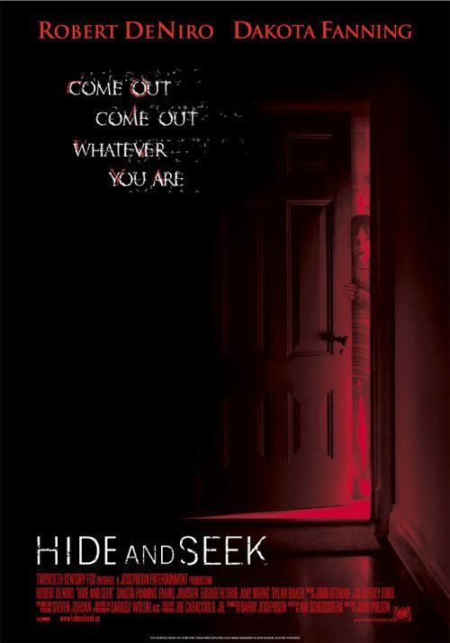 Hide And Seek 2005 Cast Robert De Niro Peliculas Completas Escondites Peliculas