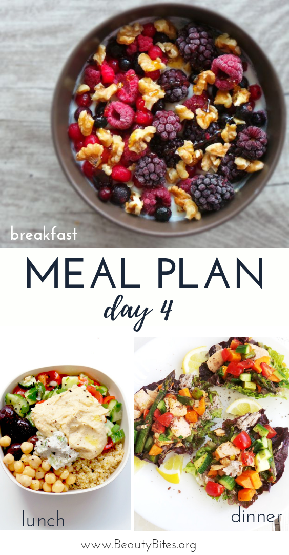 7-Day Clean Eating Challenge & Meal Plan (The First One #cleaneating