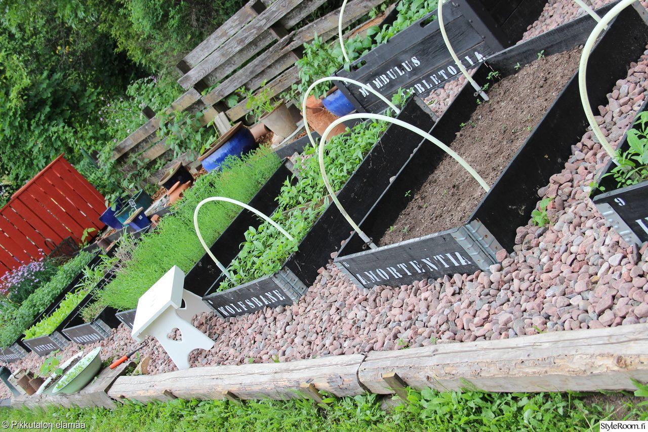 Pikkutalon puutarhassa - Sisustuskuvia jäseneltä Pikkutalossa - StyleRoom