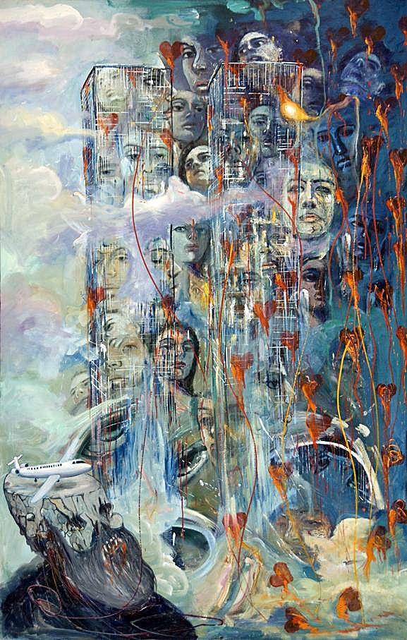 9/11 Art Gallery | Voices Education Project | Art | Pinterest ...