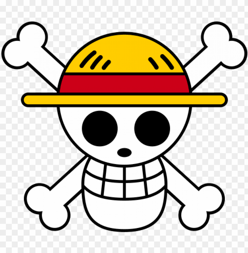 Egatina One Piece Luffy Luffy Jolly Roger Png Image With Transparent Background Png Free Png Images One Piece Logo One Piece Tattoos Manga Anime One Piece
