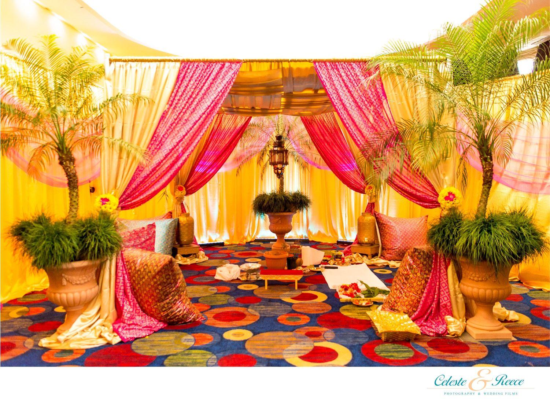 Sonia Kevon East Indian Trinidad Mauritius Wedding 01 Mauritius Wedding Hindu Wedding Caribbean Wedding