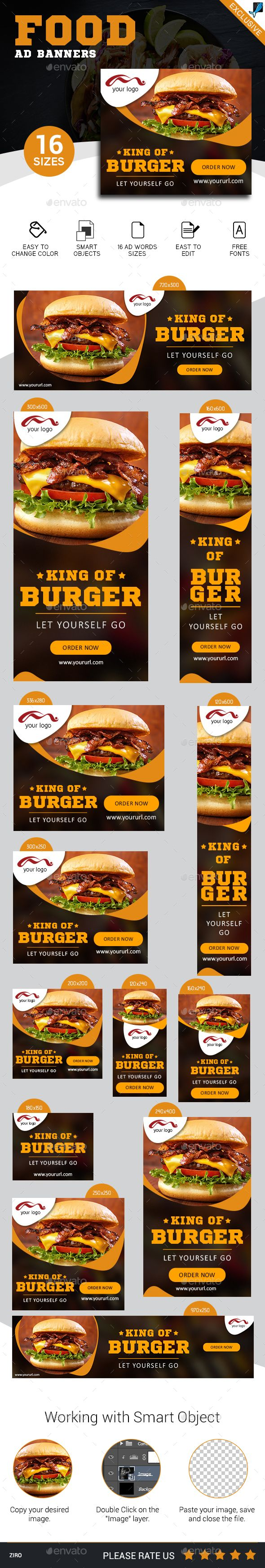 Restaurant Fast Food Banners Food Banner Food Fast Food
