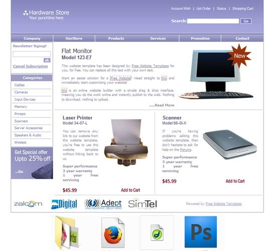 computer repair template free templates download templates free download
