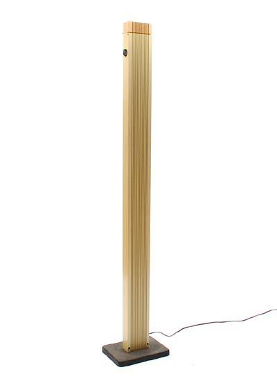 halogen floor lamp design sergio carpani executed by stilnovo italy - Halogen Floor Lamp