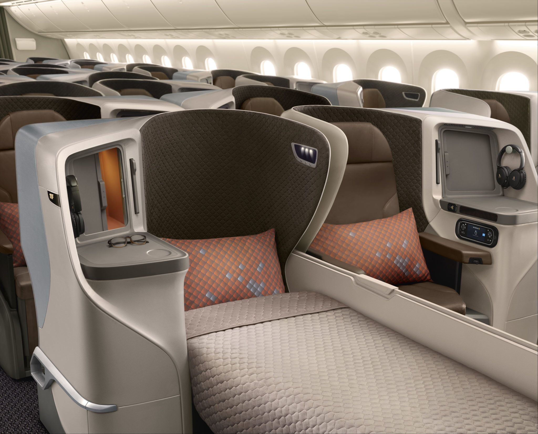 Singapore Airlines Stelia Symphony Google Search Business