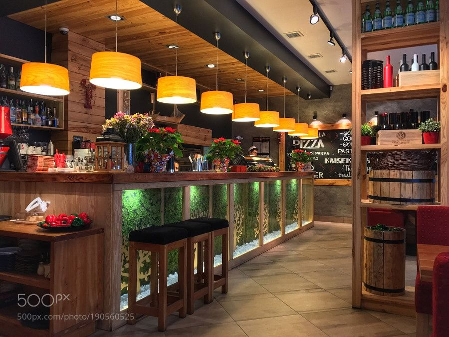 Red Pepper Restaurant by michael_ep