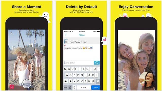 Snapchat PC Free Downloadwindows xp/7/8/8.1/10 Snapchat
