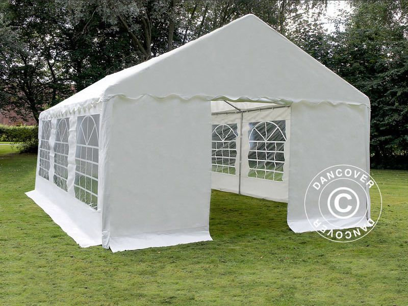 Details About Marquee 4x6 M Pe Garden Party Tent 4m X 6m Gazebo