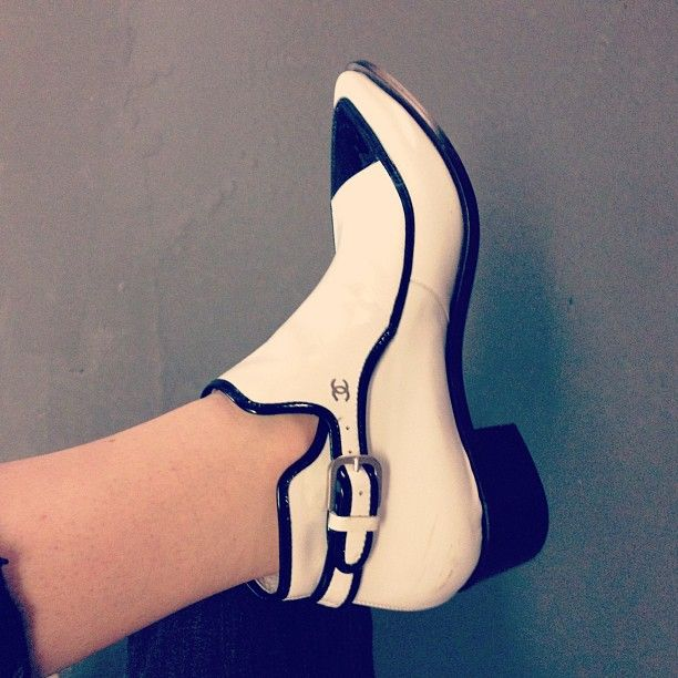 Shoes by CHANEL!! For Fall 2013!