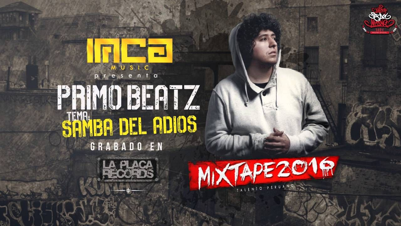PrimoBeatz - Samba Del Adios (Video / Letra)