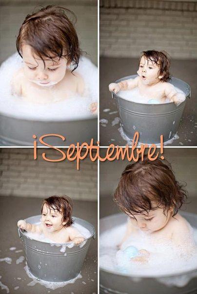 Le damos la bienvenida a un nuevo mes para hacer las cosas que más nos divierten #Septiembre.