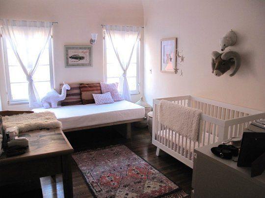 A Calm Nursery in the City for Henrietta
