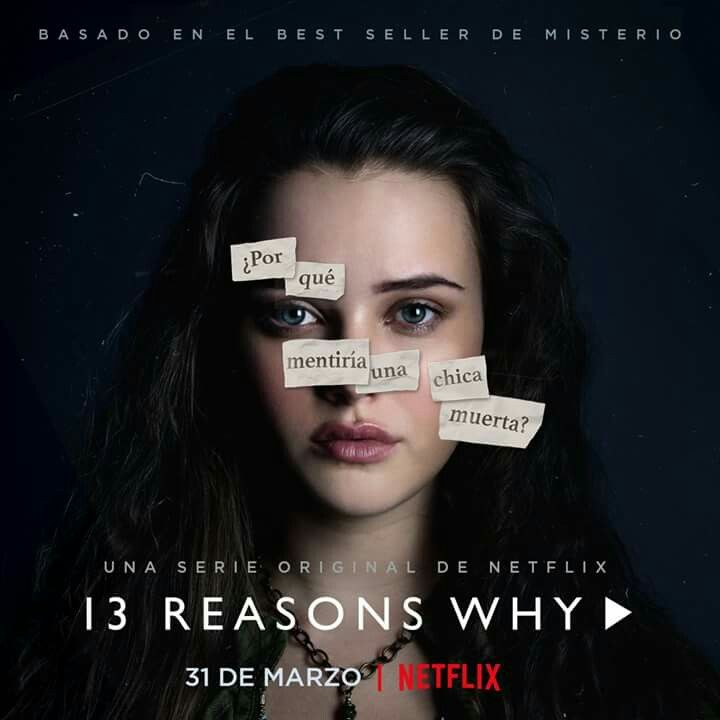I loved this series so much - I hope it leads to more amazing books being made into tv shows, it allows for so much more of the book and characters to be shared with the audience, which can be limited in movies #13reasonswhy