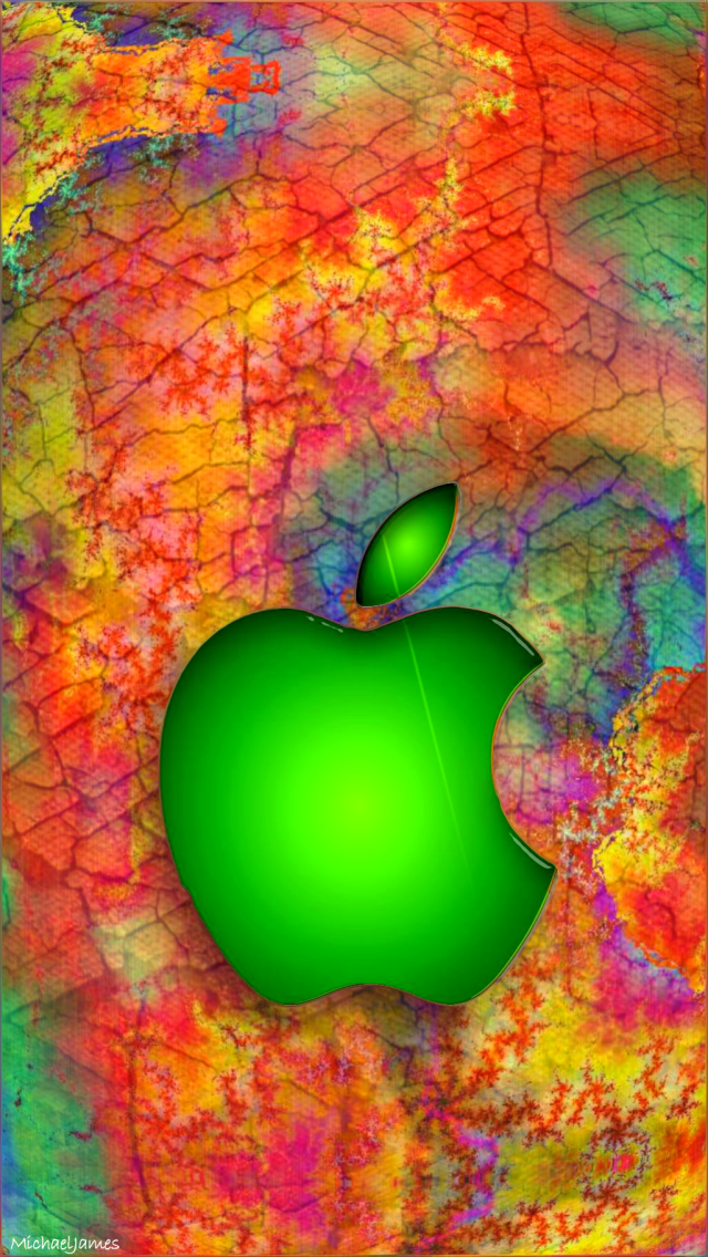 Fractured Glass Apple iPhone 5s hd wallpapers available