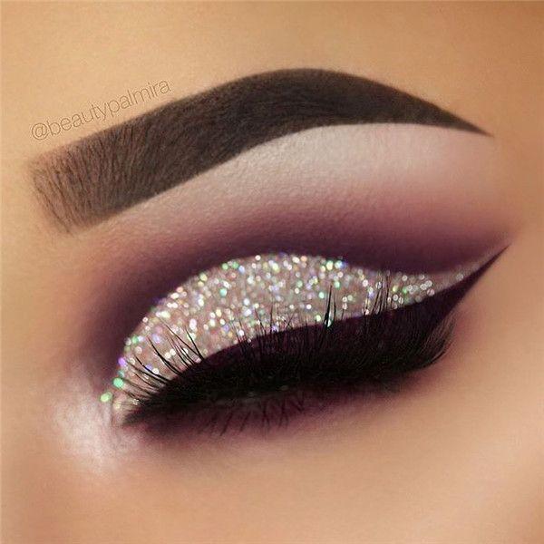 14 Schimmernde Augen Make-up-Ideen für atemberaubende Augen #make-upideen