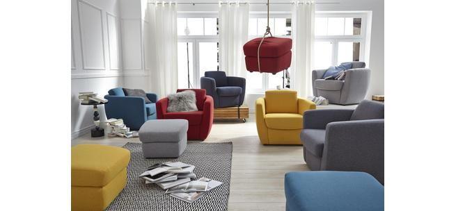 Sessel Global 6100 - Unsere Gute-Laune Sessel in vielen bunten