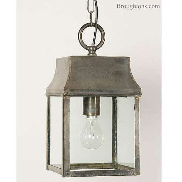 Strathmore Hanging Small Lantern Antique Brass Hanging Lanterns Small Lanterns Porch Lanterns