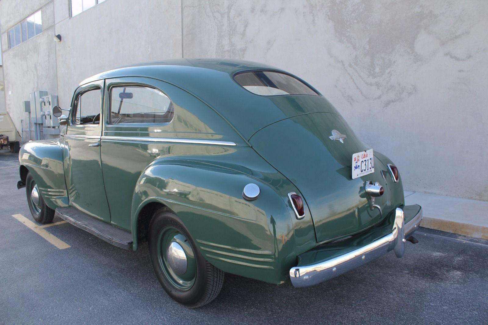 1941 Plymouth Deluxe Business Sedan Coupe Chrysler Corp Autos And Special Ebay