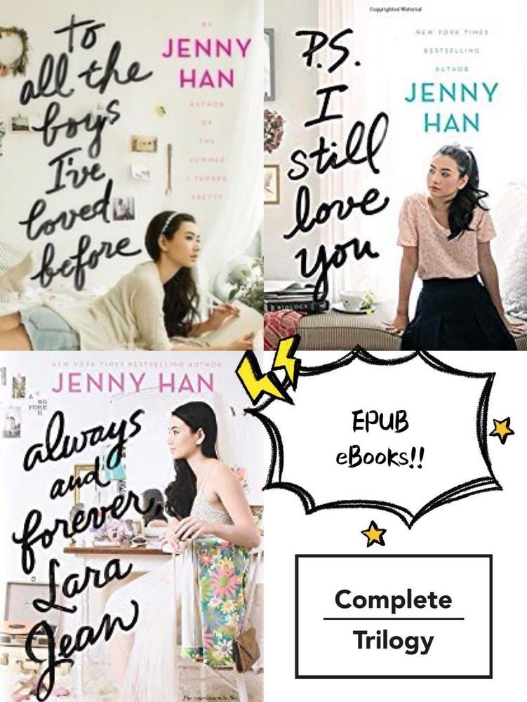to all the boys i loved before epub