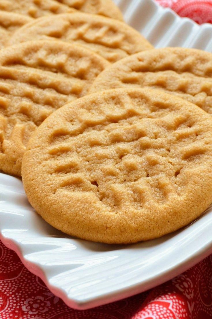 Chef Johns Peanut Butter Cookies  Im all about a chewy cookie and these are so chewy yet crunchy on the ouside so good And simple to make too