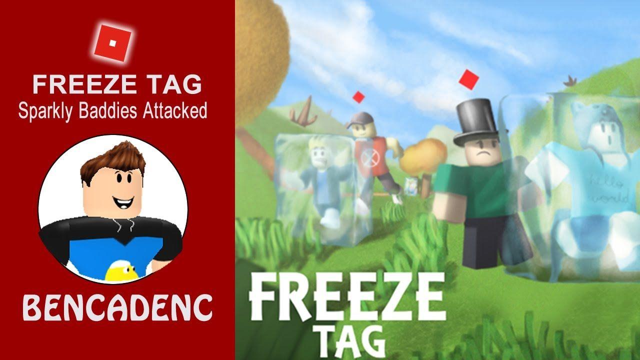 Freeze tag in roblox roblox adventures darrendespacito
