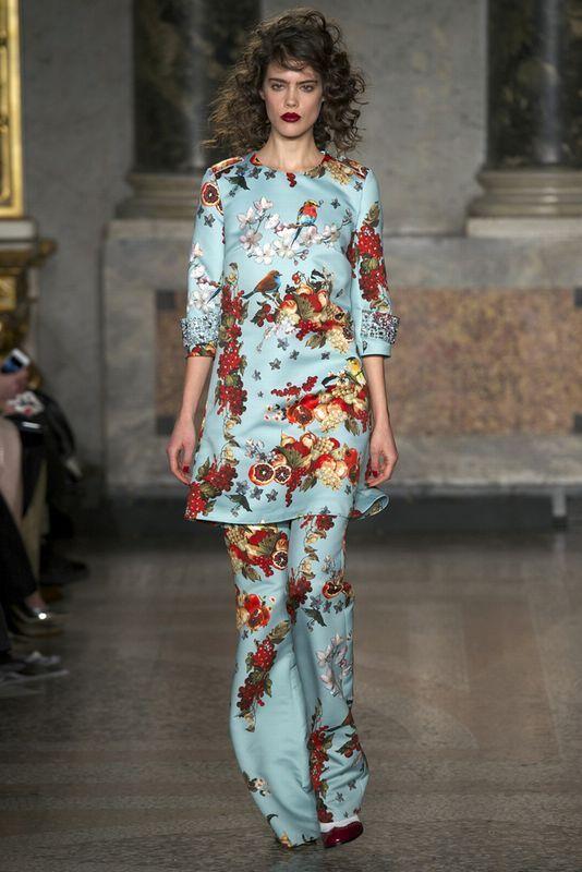 Blugirl Milan Fashion Week Otoño Invierno 201516 Fashion Pant