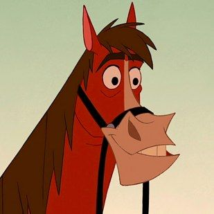 Buck And Patrick Home On The Range The Ultimate Ranking Of Disney Horses Disney Horses Disney Paintings Disney Drawings