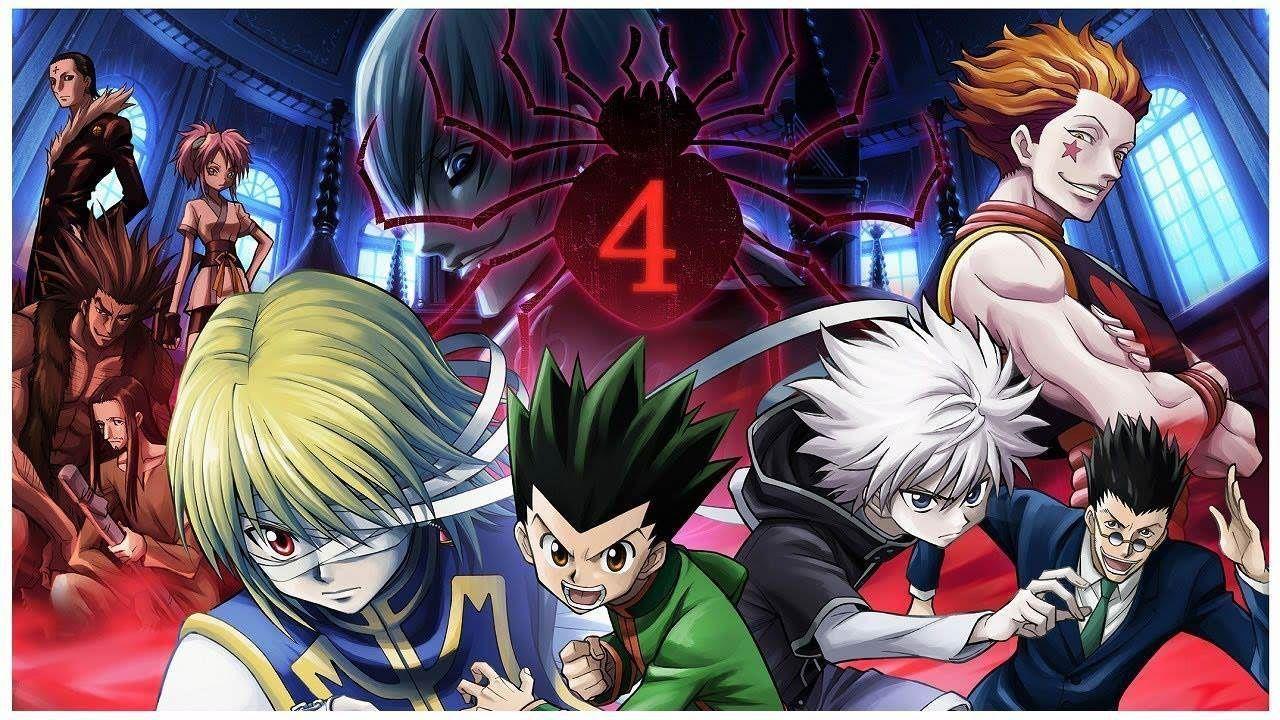 Hunter Hunter Phantom Rouge Hunterpedia Fandom Powered By Wikia Hunter Movie Hunter X Hunter Anime
