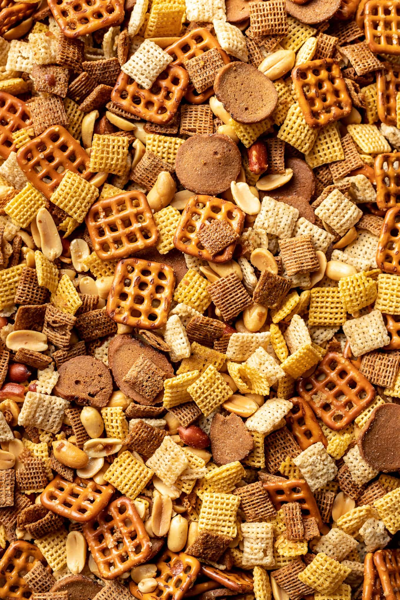 Irresistible Rye Chip Chex Mix Recipe Chex mix, Game