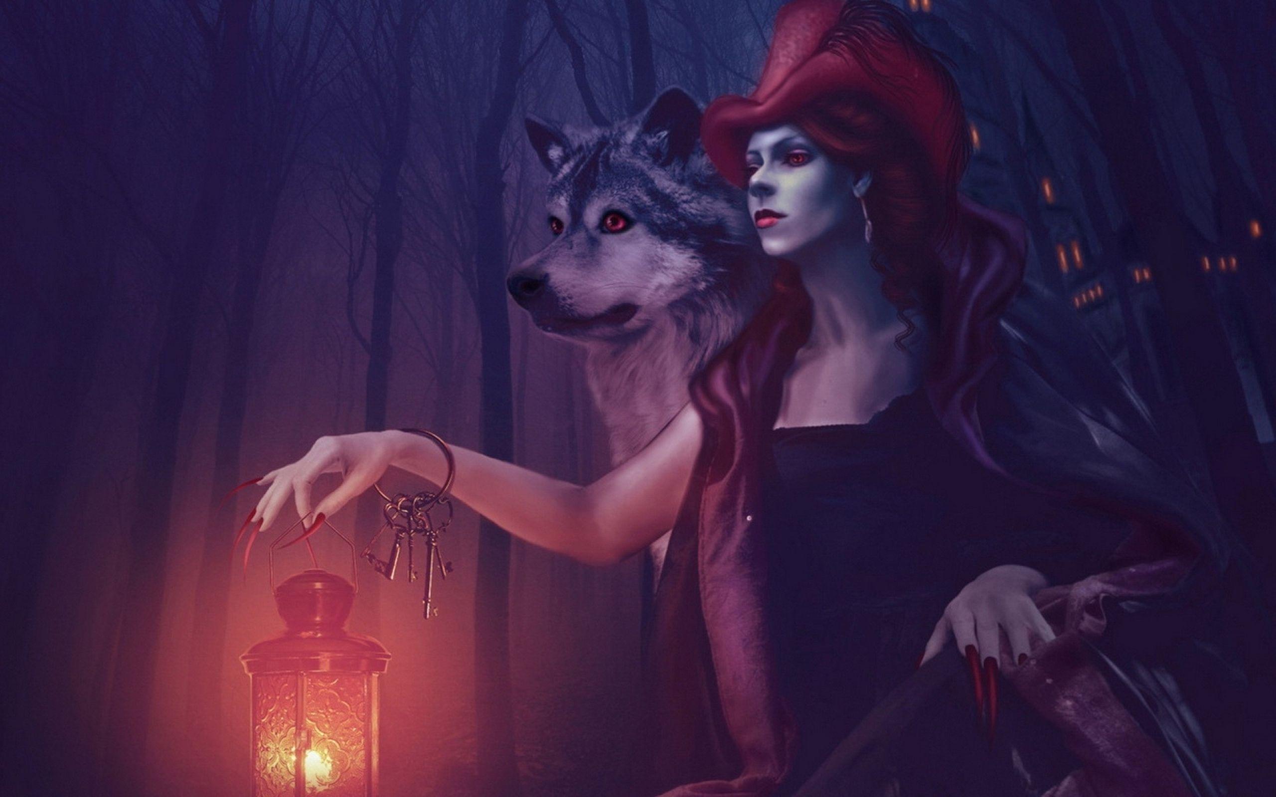 картинки волки фэнтези в шляпе постоянке обычно получают