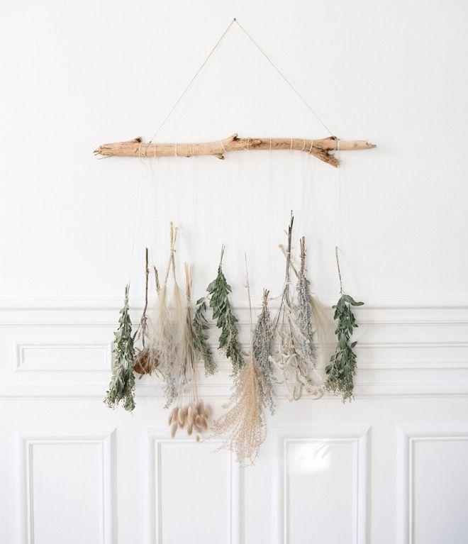 atelier,prairies,fleurs,sechees,suspendues