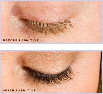 323c6d4cbc4 Women who regularly get their eyelashes tinted enjoy a number of benefits. If  your lashes are naturally blond, getting them dyed will create a much more  ...