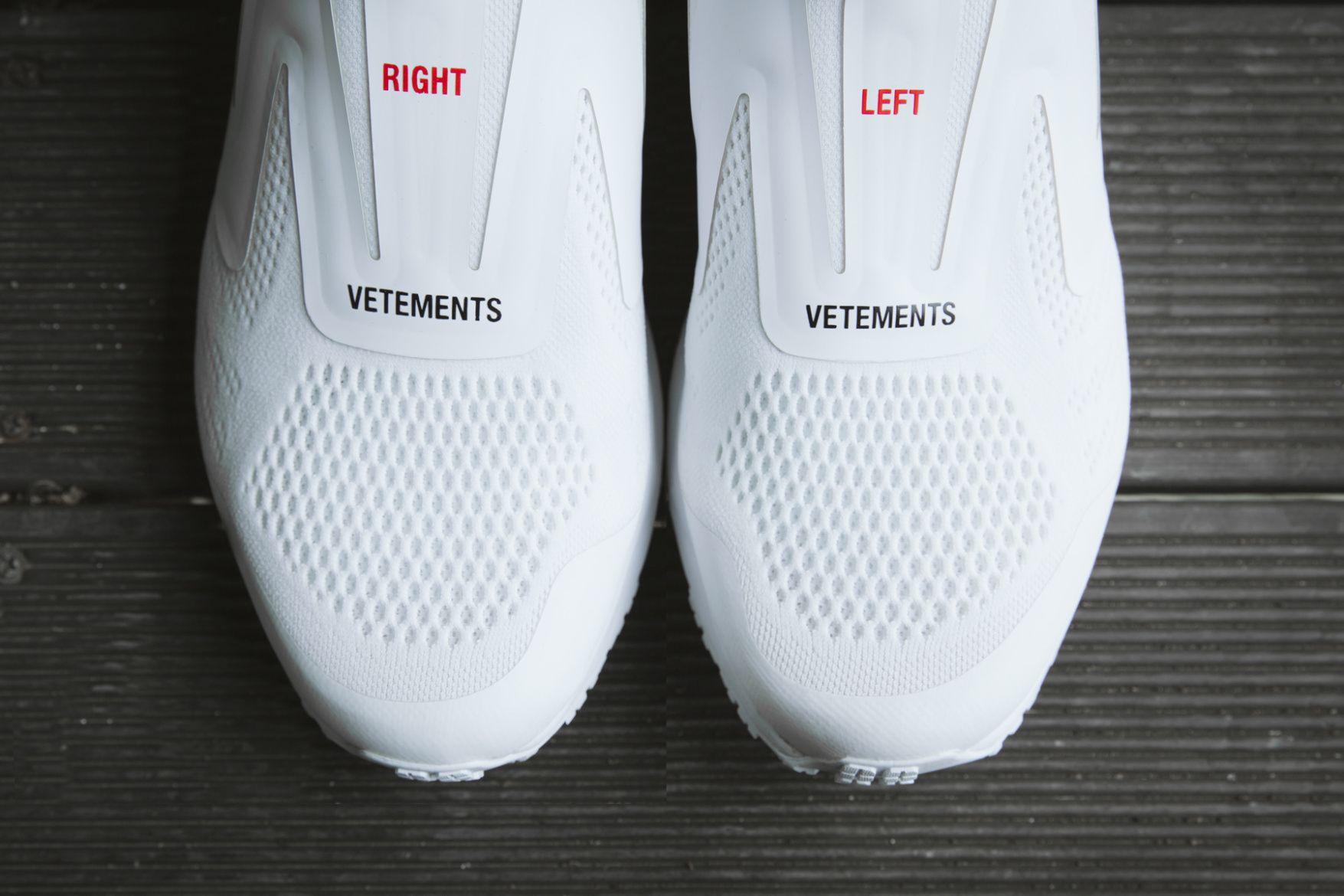 fe378ef21aa9 A Closer Look at the Vetements x Reebok Pump Sneaker Collaboration