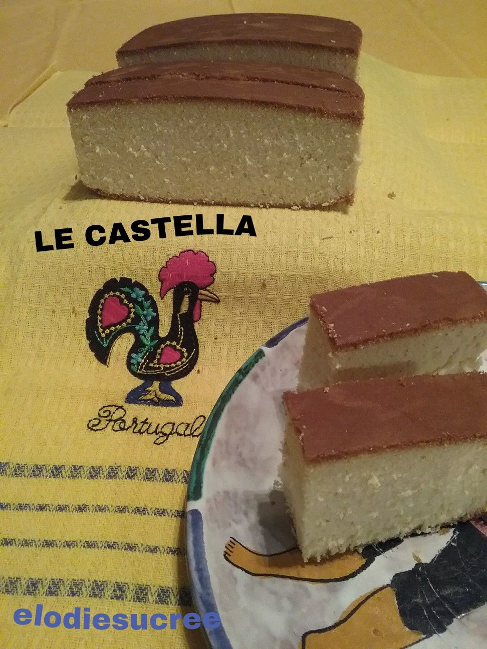 LE CASTELLA GÂTEAU PORTUGAIS Gâteaux portugais, Petits
