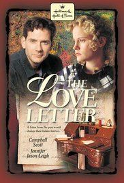 The Love Letter Poster   Movies I Love   Hallmark movies, Love