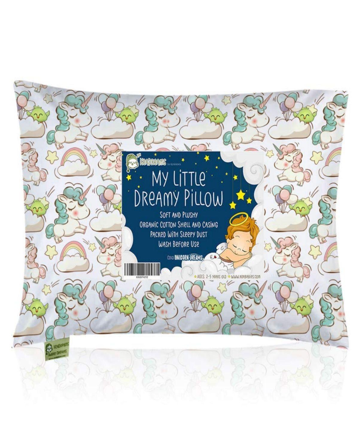 Toddler Pillow With Pillowcase Toddler Pillow Toddler Cot Organic Cotton Baby