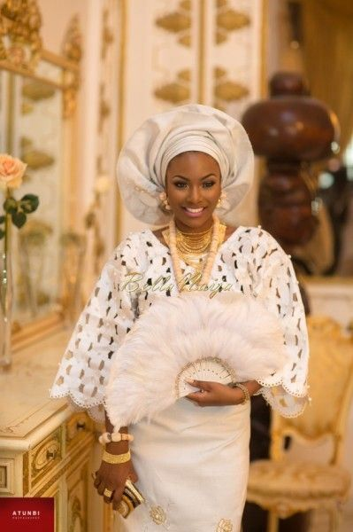 West African Weddings White Aso Oke Colour Inspiration Wedding