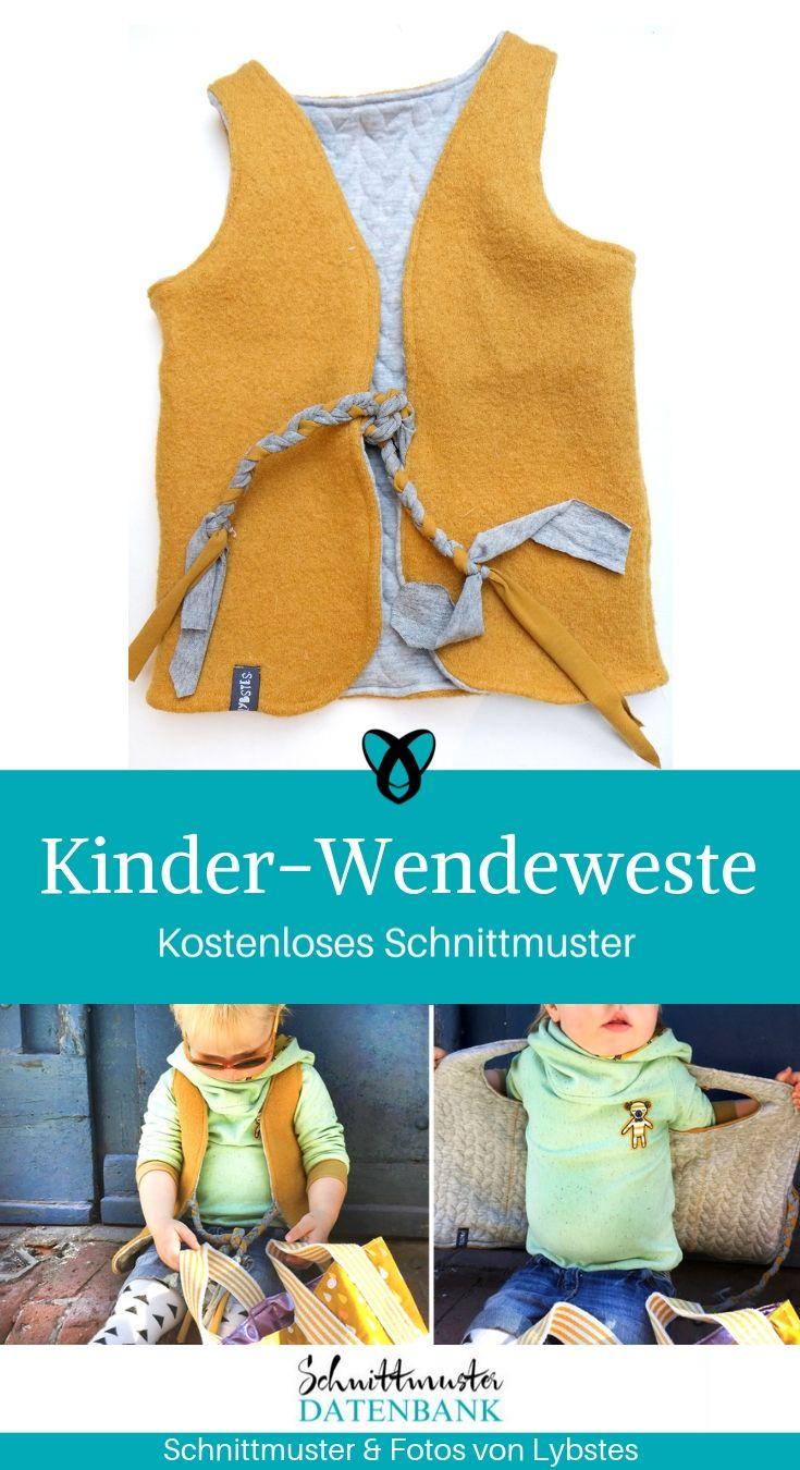 Photo of Wendeweste für Kinder