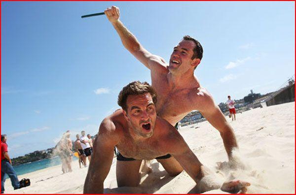 Фото с гей пляжей фото 467-594