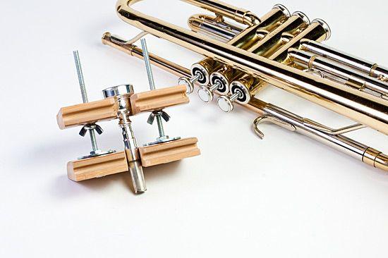 Diy Mouthpiece Puller Brass Musical Instruments Trumpet Mouthpiece Trumpet