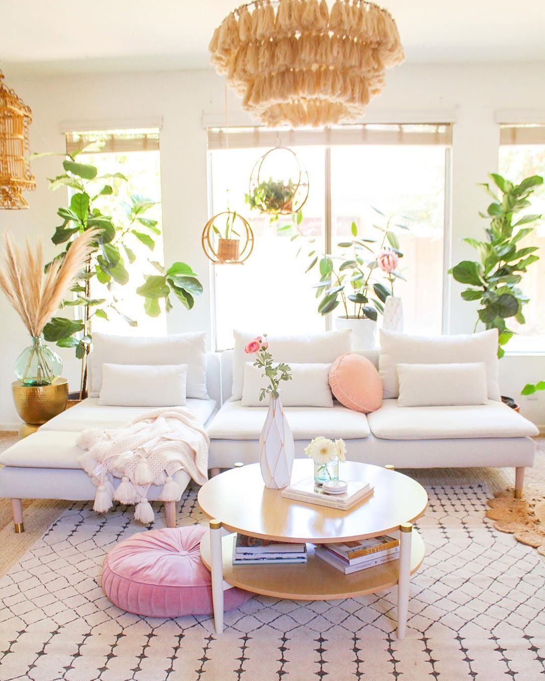 Cute Living Room Design Ideas You'll Want To Steal ASAP ...