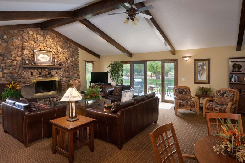 Merveilleux South Dakota Ranch Interior | Custer State Park Ranch House Custer South  Dakota. Decorating ...