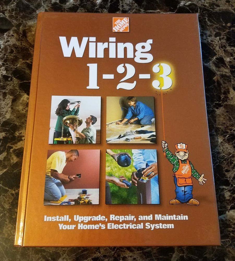 Wiring Home Depot Book Good 1st Diagram Electrical Of House 1 2 3 By Books Hardcover Rh Pinterest Com Basic