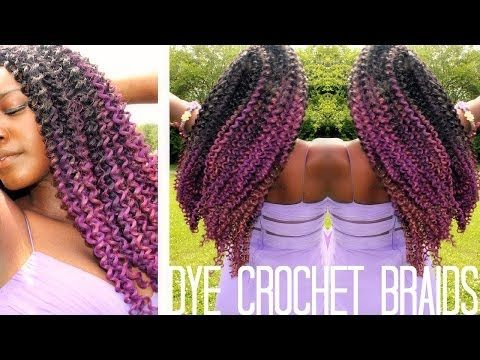 How To Dye Your Synthetic Hair Incredible Colors   Synthetic hair ...