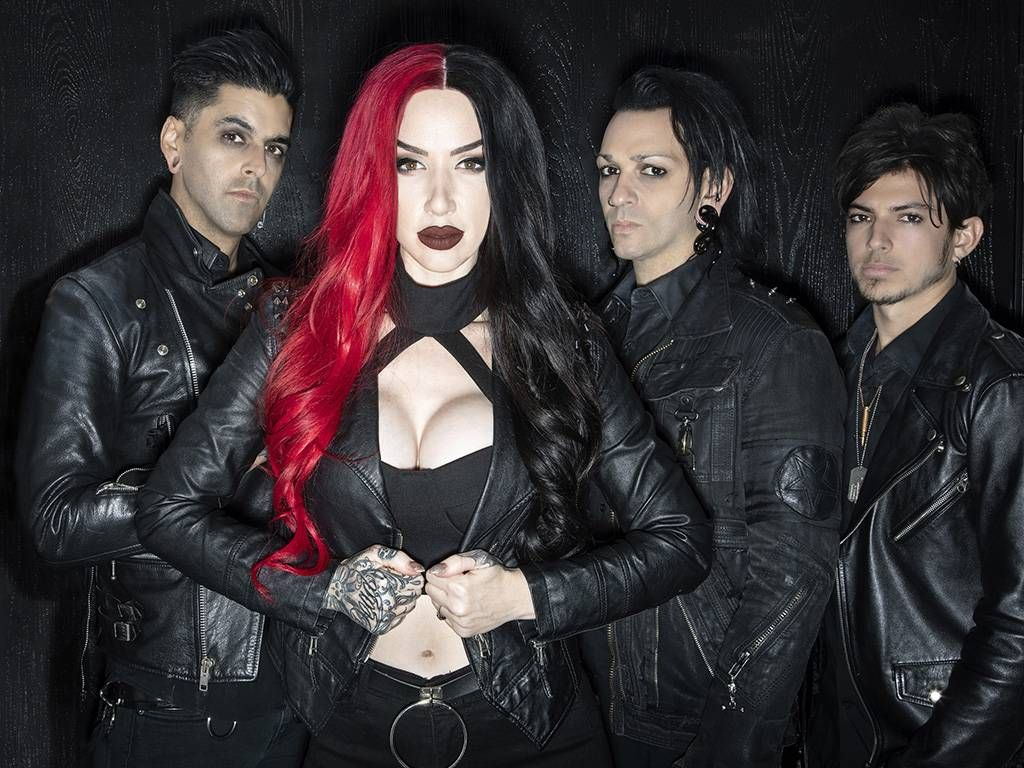 New Years Days Nikki Misery shares pride in femalefronted