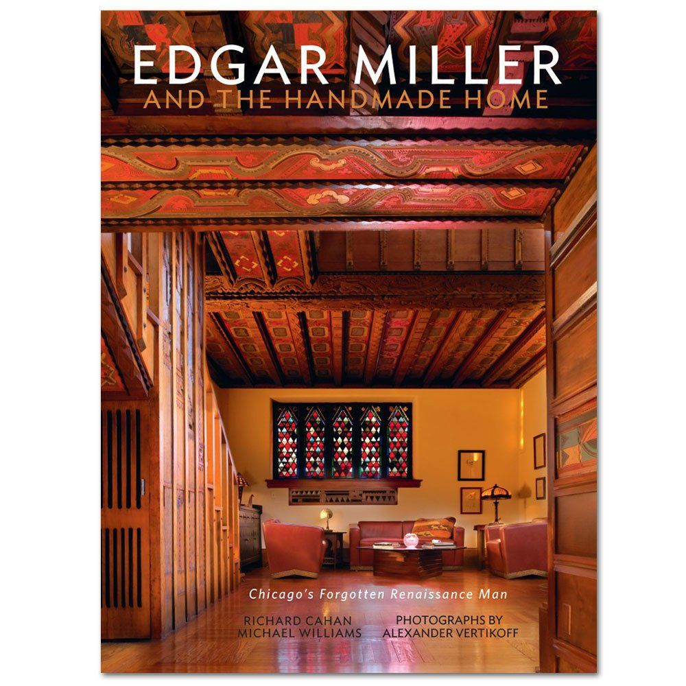 Edgar miller and the handmade home hardcover book geotapseo Choice Image