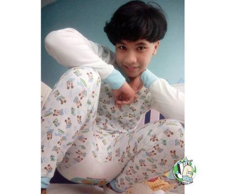 Teen Boy In Diapers