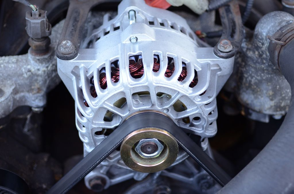 How To Tell If Your Alternator Is Bad In The Garage With Carparts Com Alternator Car Care Automotive News